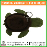 Tortoise Keychain Key Ring