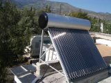 Heat Pipe Pressurized Solar Water Heating with CE Certified (HIP-58)