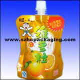 FDA Approvaled 200ml 500ml 1L Juice Spout Bag