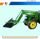 John Deere Tractor with Tz04 Front End Loader in America with CE (TZ04D)