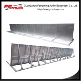 Outdoor Concert Audiences Safety Protect Barricade System