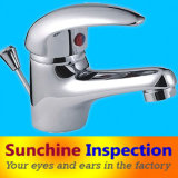 Sanitary Ware Inspection Service / During Production Inspection / Final Random Inspection