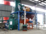 Turn Key Production Line Simple Type Dry Mix Mortar Production Line