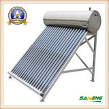 CE Approved Non Pressure Solar Water Heater (CUS-200L)