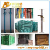 Construction Support Galvanized Adjustable Steel Prop