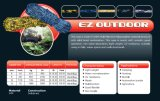 "3/8""X 50′ Ez Outdoor Ropes for Camping/Hunting/Bundle/Agriculture"