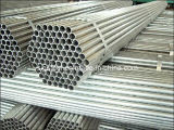 Galvanized Round Steel Pipe Tube