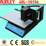 Print on Paper, Card, Leather, Cover Gold Foil Print Machine Adl-3050A
