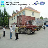 Easily Assembled Prefab House Flat Packed for Exporting (Weichang House)