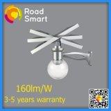 Price List of 12W LED Solar Garden Yard Countyard Light
