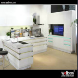 Welbom Modern Smart Lacquer Kitchen Cabinet