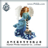 Custom Angel Figure Resin Figurines, Fairy Figurine (FA-BF-0287)