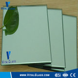 1.8mm-8mm Aluminum/Silver Mirror Glass Sheet with CE & ISO9001