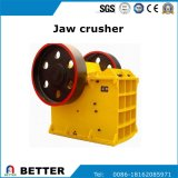 Stone Crushing Machine Jaw Crusher with High Quality PE600*900
