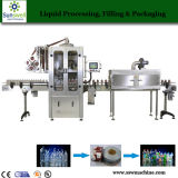 Juice Packaging Labeller Machine for Juice Line