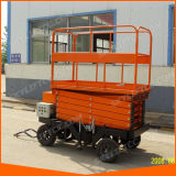 China Motorcycle Hydraulic Scissor Lift Table