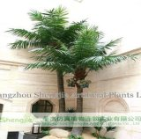 ISO9001 400cm Artificial Coconut Palm Tree (Indoor&Outdoor)