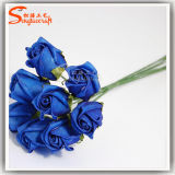 China Supplier Flower Rose Artificial Real Touch Flower