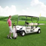 Electric 4 Seater Marshell Golf Cart (DG-C4) with Ce
