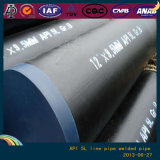 Large Diameter API 5L LSAW Welded Carbon Steel Pipe
