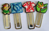 Metal and PVC Bookmark (ASNY-JL-BM-13030803)