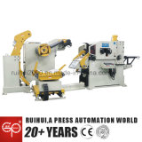 Automatic Machine Nc Servo Straightener Feeder and Uncoiler Using in Press Line