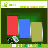 RGB 40W LED Ceiling Panel Colour Changing Mood Light Flat 600 X 600 Includes Remote and Driver