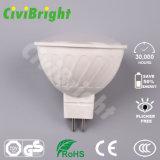 Pure/Natural White MR16 Holder 5W LED Spotlight