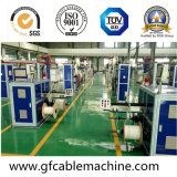 Simplex Core Optic Fiber Cable Extrusion Making Machine