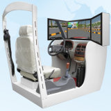 2017 Newest Style Finland Three Screen Car Driving Simulator for School