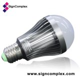 8W E27/E26/B22 LED Bulb Light