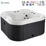 Outside Inflatable Stainless Steel Hot Tub with Best Blower, Skirting and Balboa System