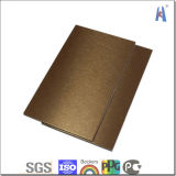 4mm and 6mm PVDF PE Coating Building Materials Guangzhou