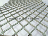 Aluminum/Aluminium Extrusion for Protected Mesh (RA-031)