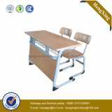 School Furniture Price Suppliers Single School Desk and Chair (HX-5CH236)