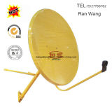 Ku Band 75cm Mesh TV Satellite Dish Antenna