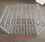 Factory Wholesale Galvanized Woven Gabion Basket/Welded Gabion Box