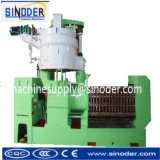 Screw Coconut Oil Making Machine Linseed Oil Processing Plant Palm Oil Extraction Machine