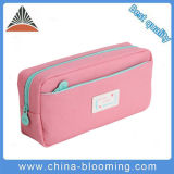 Girls Multi-Color Lovely Students Custom Pencil Case Bag with Organizer