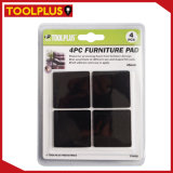 4PCS Square Furniture Pads for Protecting Floors