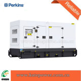 200kw/250kVA Super Silent Diesel Generator Set with Perkins Engine 1506A-E88tag3