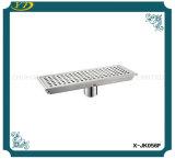 Fashion Style Lattice Square Pattern SUS304 Shower Floor Drainer