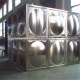 Square Type Stainless Steel Water Tank Modular Panels/Ss Water Tank
