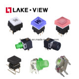 TL7 Light Color Customized Cap Size Tact Switch Manufacture Switches