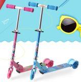 High Quality Three Flashing PU Wheel for Kids