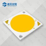 38*38 Mirror Surface Aluminum 169W COB Chip