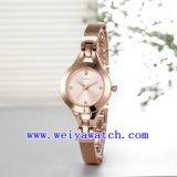 Custom Design Watch Alloy Classic Wrist Watches (WY-021D)