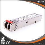 100% Compatible 2.5g CWDM SFP Transceiver 1590nm 80km