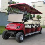 Colorful 6 Seater Electric Golf Cart Price with CE (DG-C6)