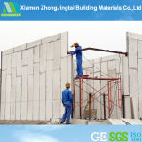 75mm Increase Living Space EPS Cement Sandwich Wall Panel for Interior Wall